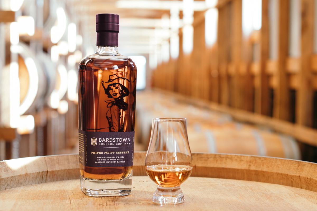 Bardstown Bourbon Company Phifer Pavitt Reserve Bourbon