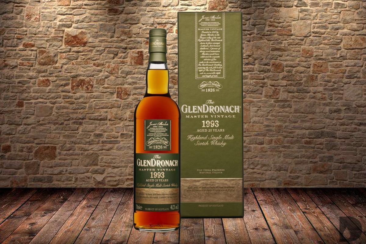 GlenDronach Master Vintage 1993 25 Year