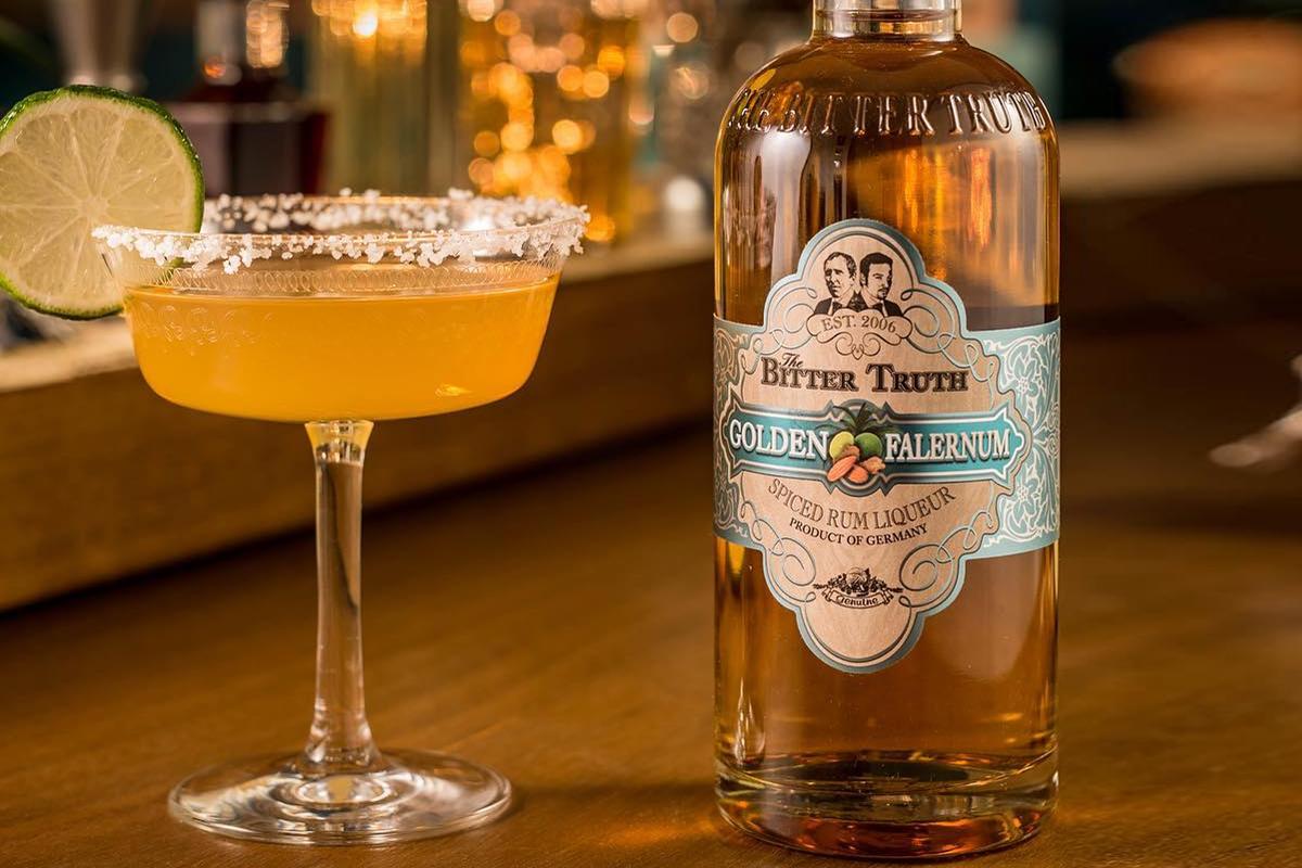 Tropical Liqueurs: The Bitter Truth Golden Falernum