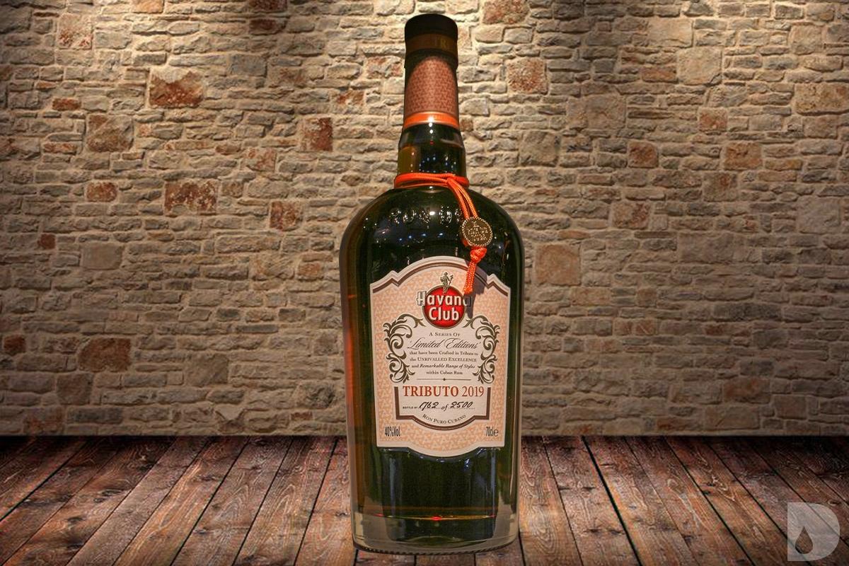 Havana Club Tributo 2019 Rum