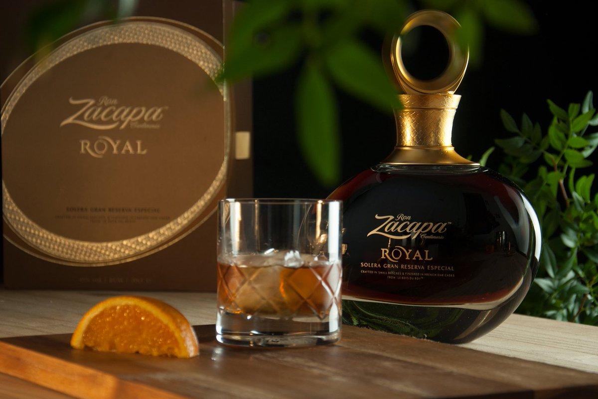 """Spirit Souvenirs: Ron Zacapa Centenario """"Royal"""" Solera Gran Reserva Especial"""