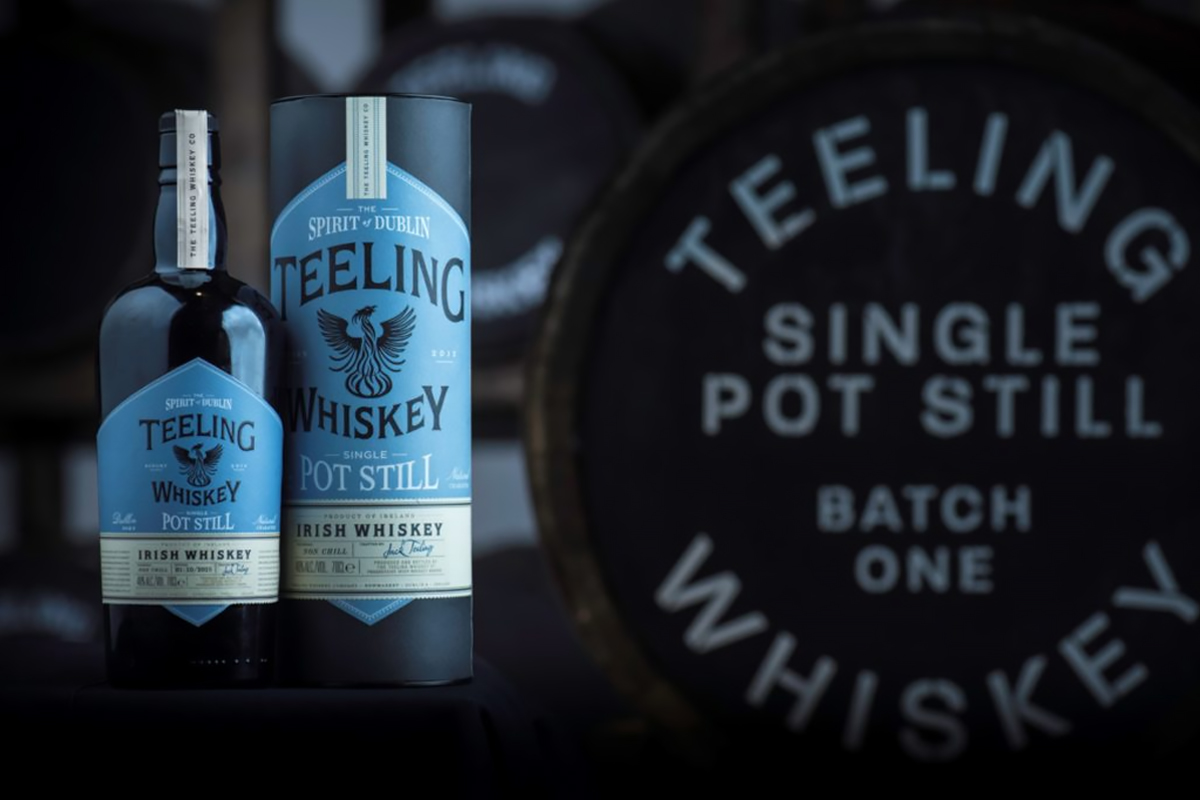 Single Pot Still: Teeling Single Pot Still
