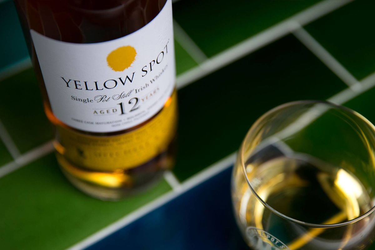 Single Pot Still: Yellow Spot 12 Year