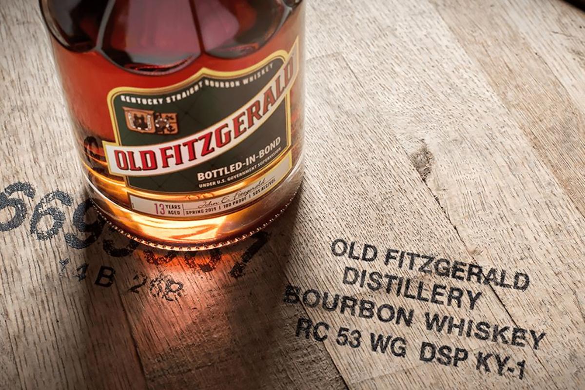Old Fitzgerald Bottled in Bond Spring 2019