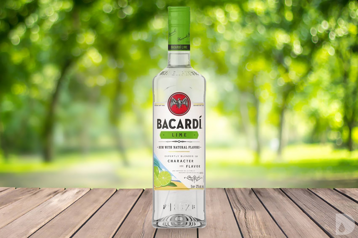 Bacardí Lime