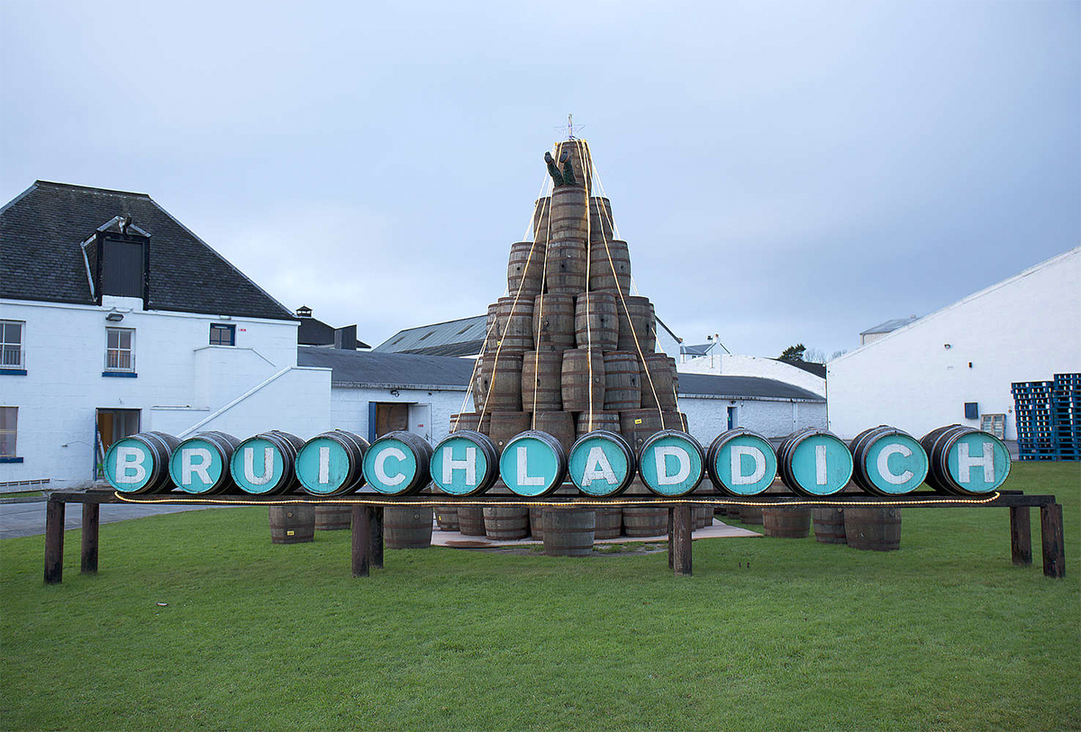 Bruichladdich To Build On-Site Maltings At Their Islay Distillery
