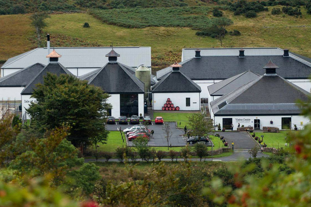 Scotch Islands: Arran Distillery