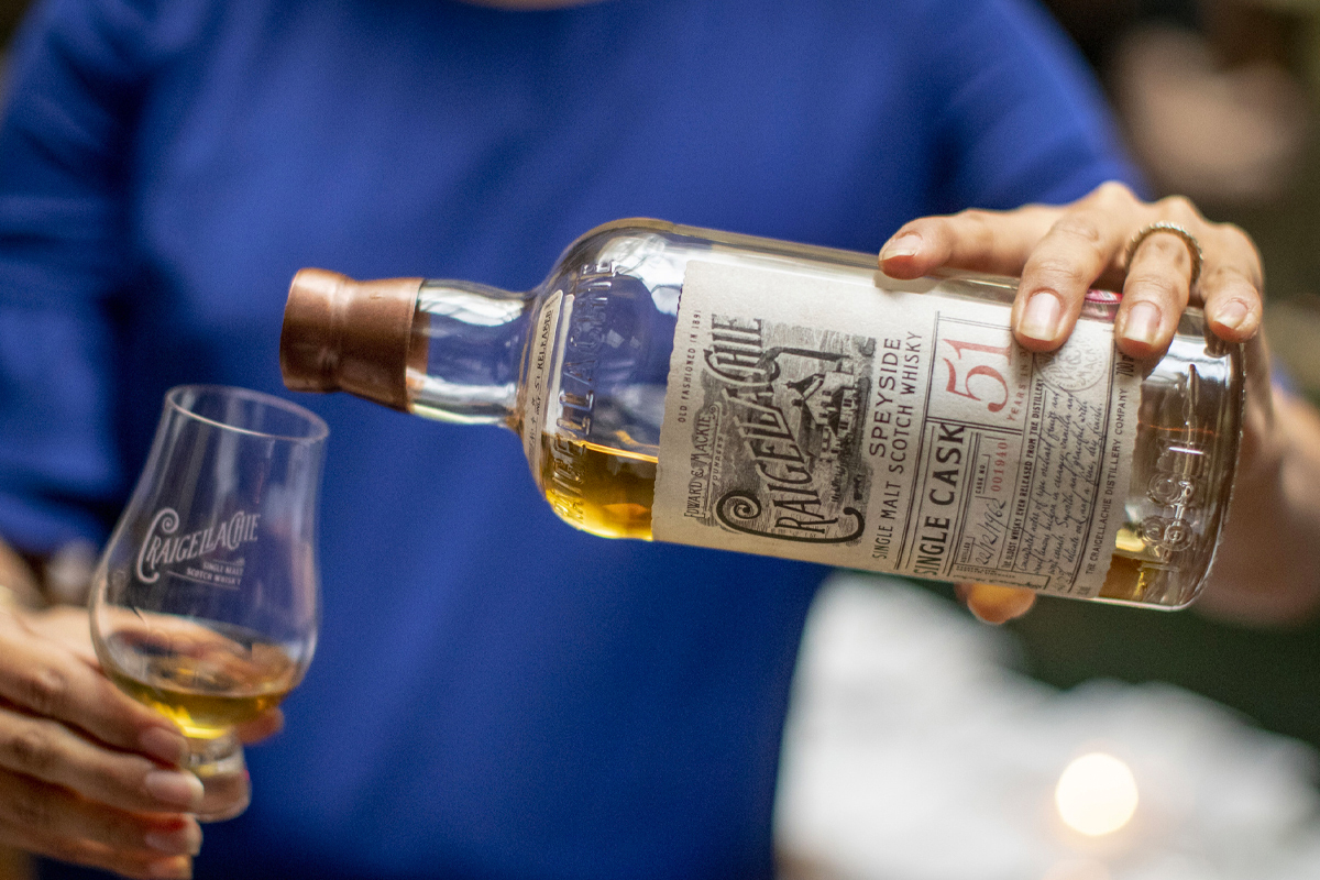 Craigellachie 51 Pop-Up Experience In The US This May