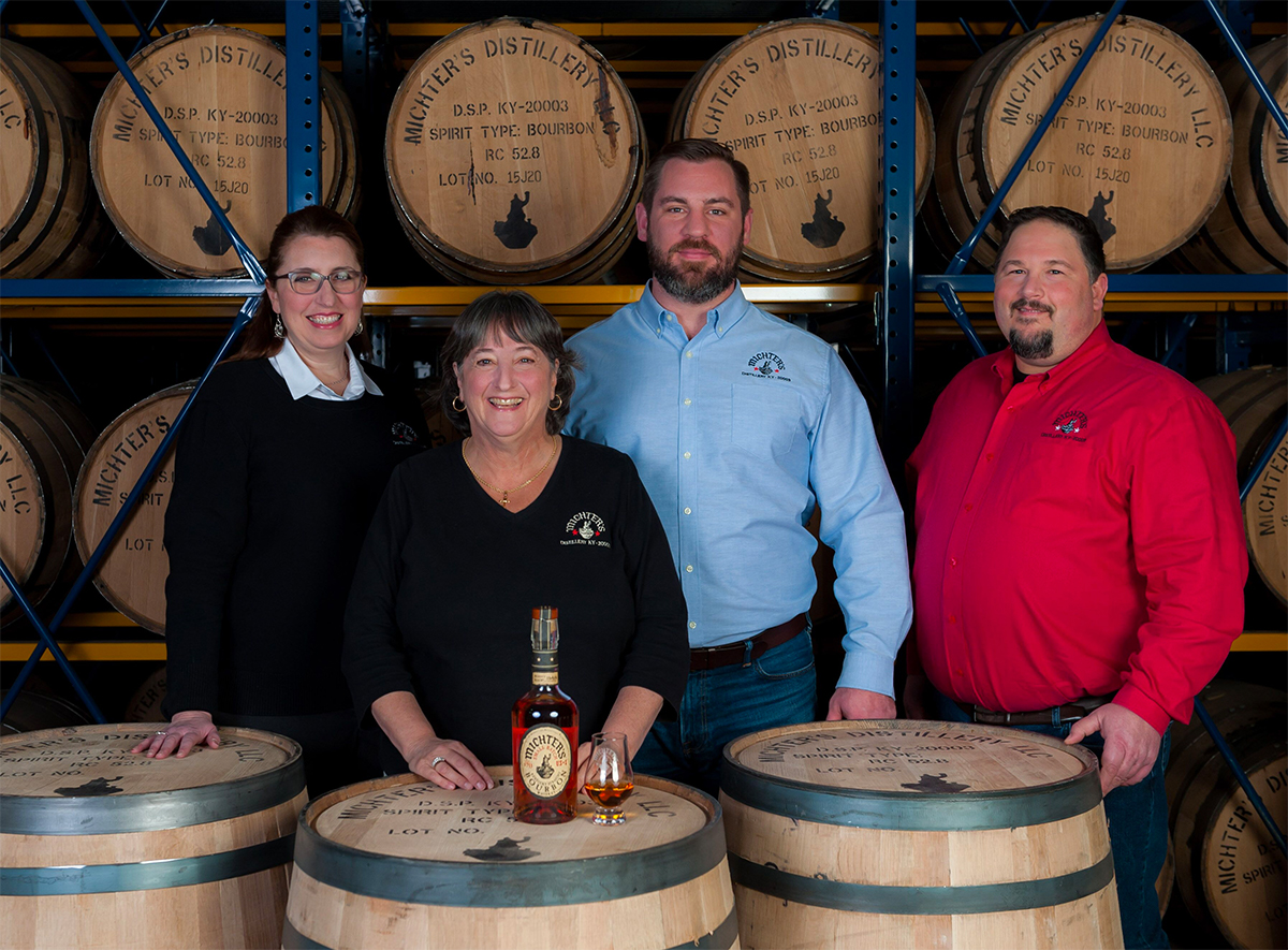 Pamela Heilmann To Retire As Michter's Master Distiller