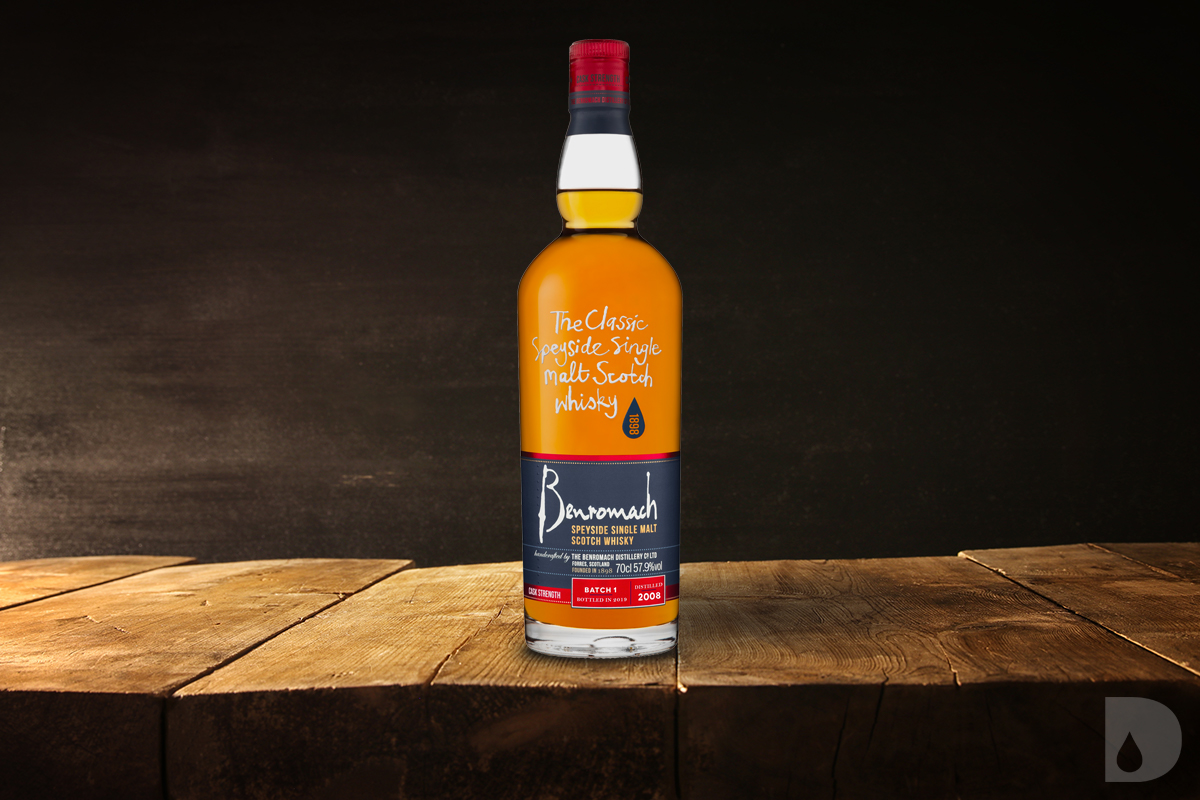 Benromach Cask Strength Vintage 2008