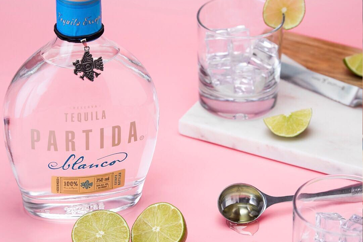 Blanco Tequila for Sipping: Partida Blanco Tequila