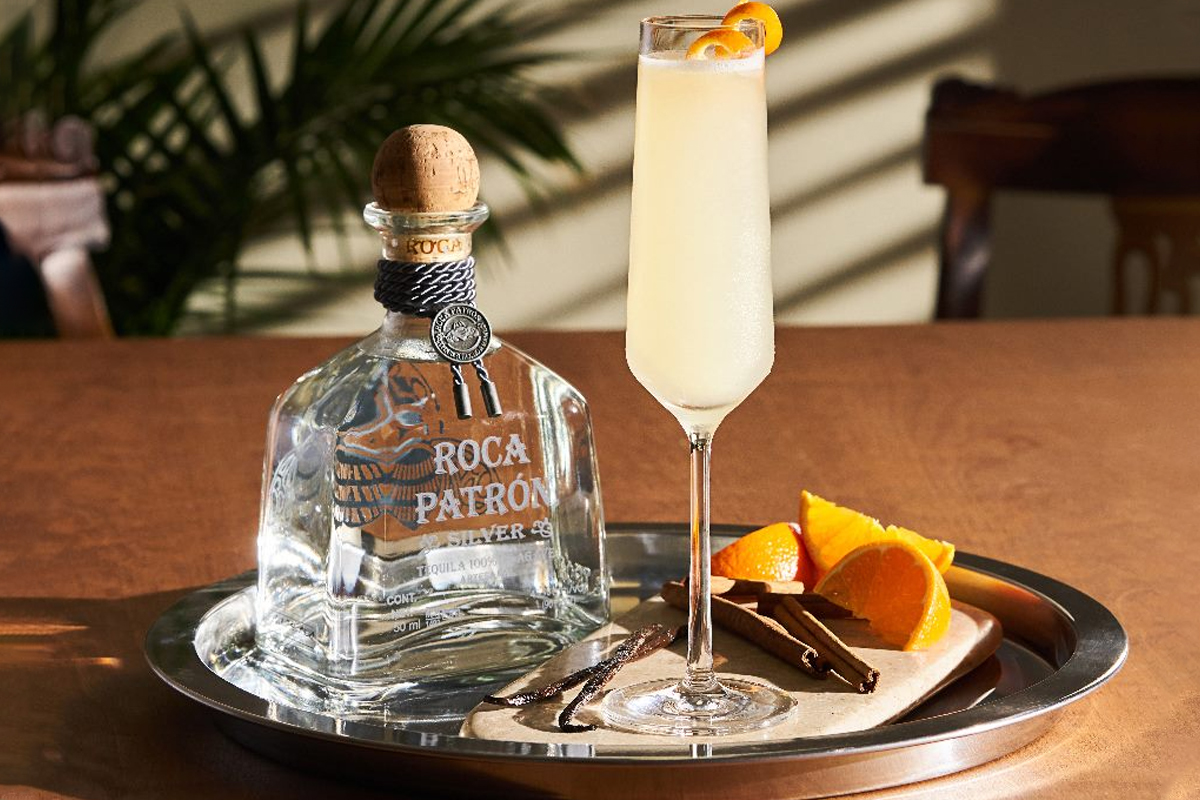 Blanco Tequila for Sipping: Roca Patrón Silver Tequila