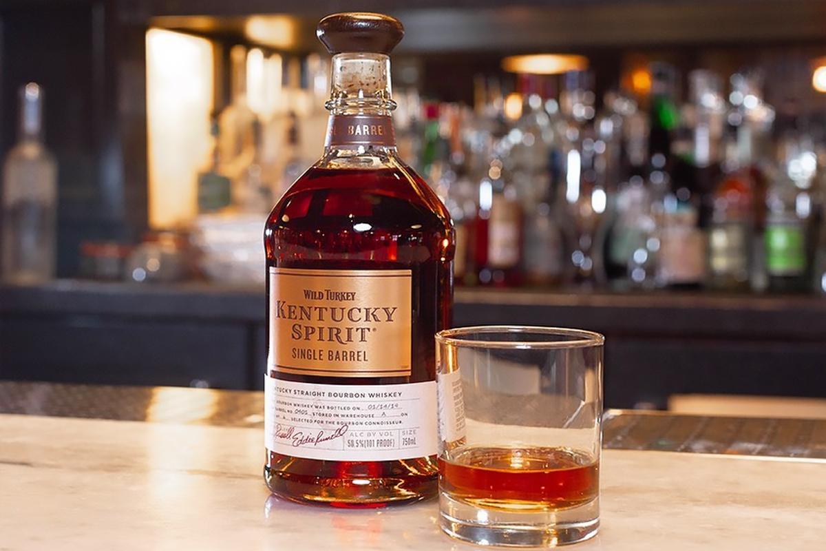 Kentucky Derby Bourbon: Wild Turkey Kentucky Spirit Single Barrel Bourbon
