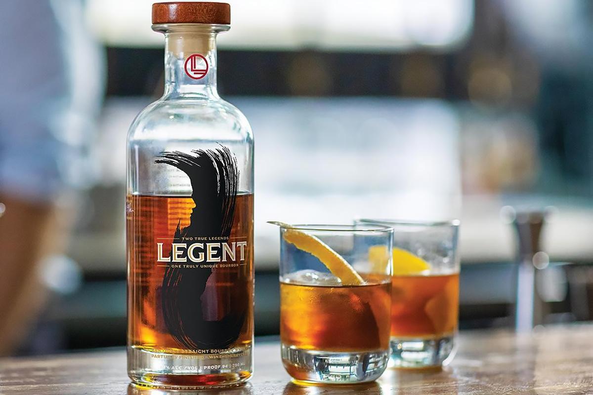 Kentucky Derby Bourbon: Legent Bourbon