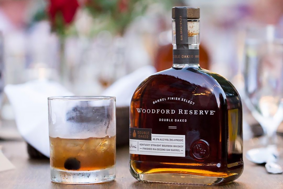 Kentucky Derby Bourbon: Woodford Reserve Double Oaked
