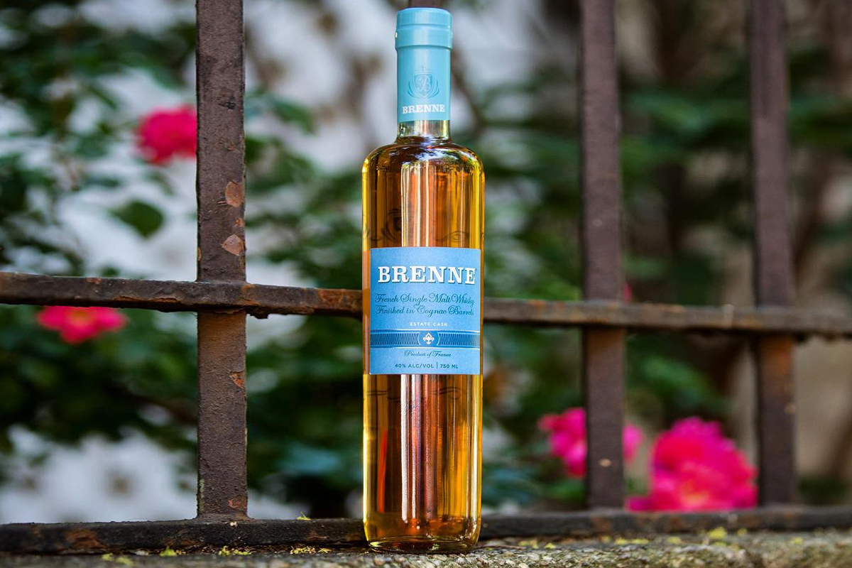 Mother's Day Spirits: Brenne French Single Malt Whisky