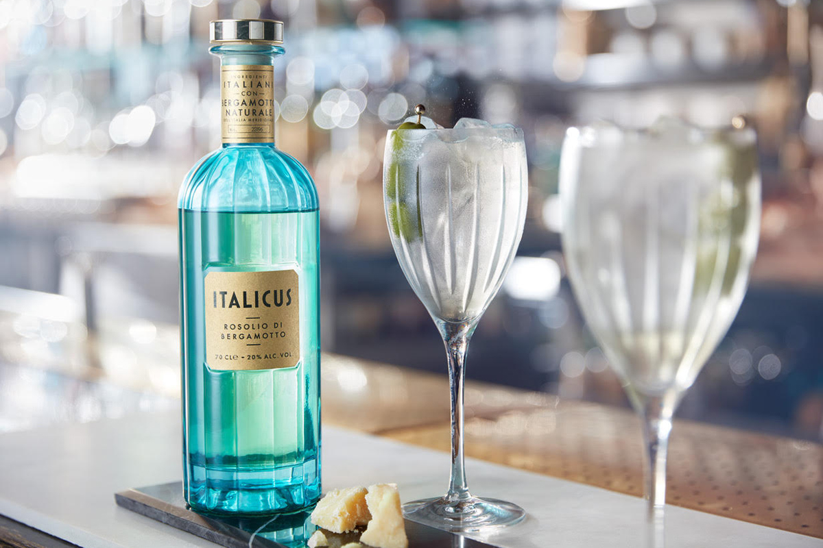 Mother's Day Spirits: Italicus Rosolio di Bergamotto