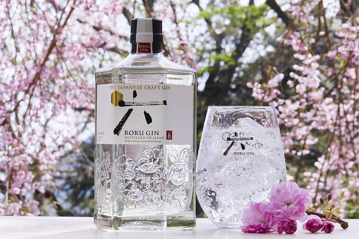 Mother's Day Spirits: Roku Gin
