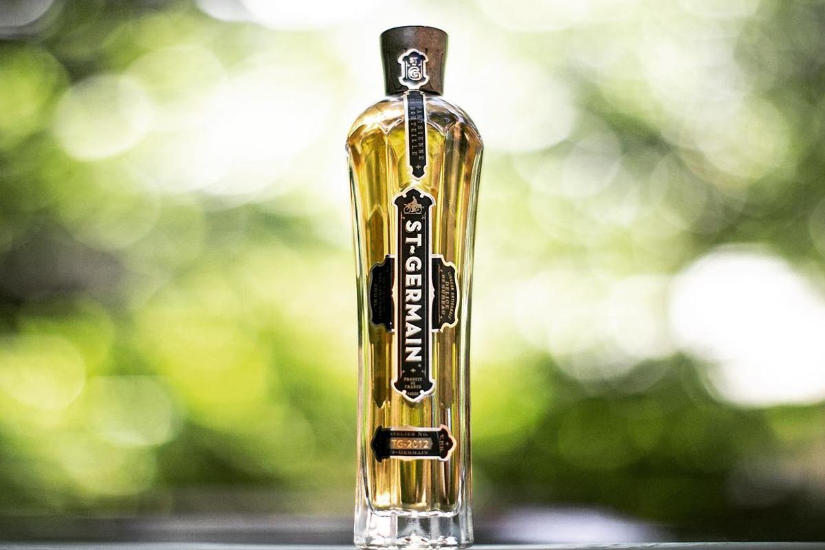 Floral Liqueur: St. Germain Elderflower Liqueur