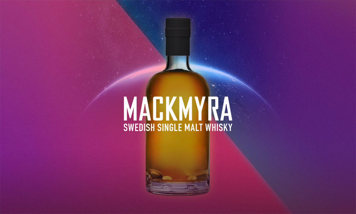 Mackmyra and Microsoft Create The First AI-Generated Whisky