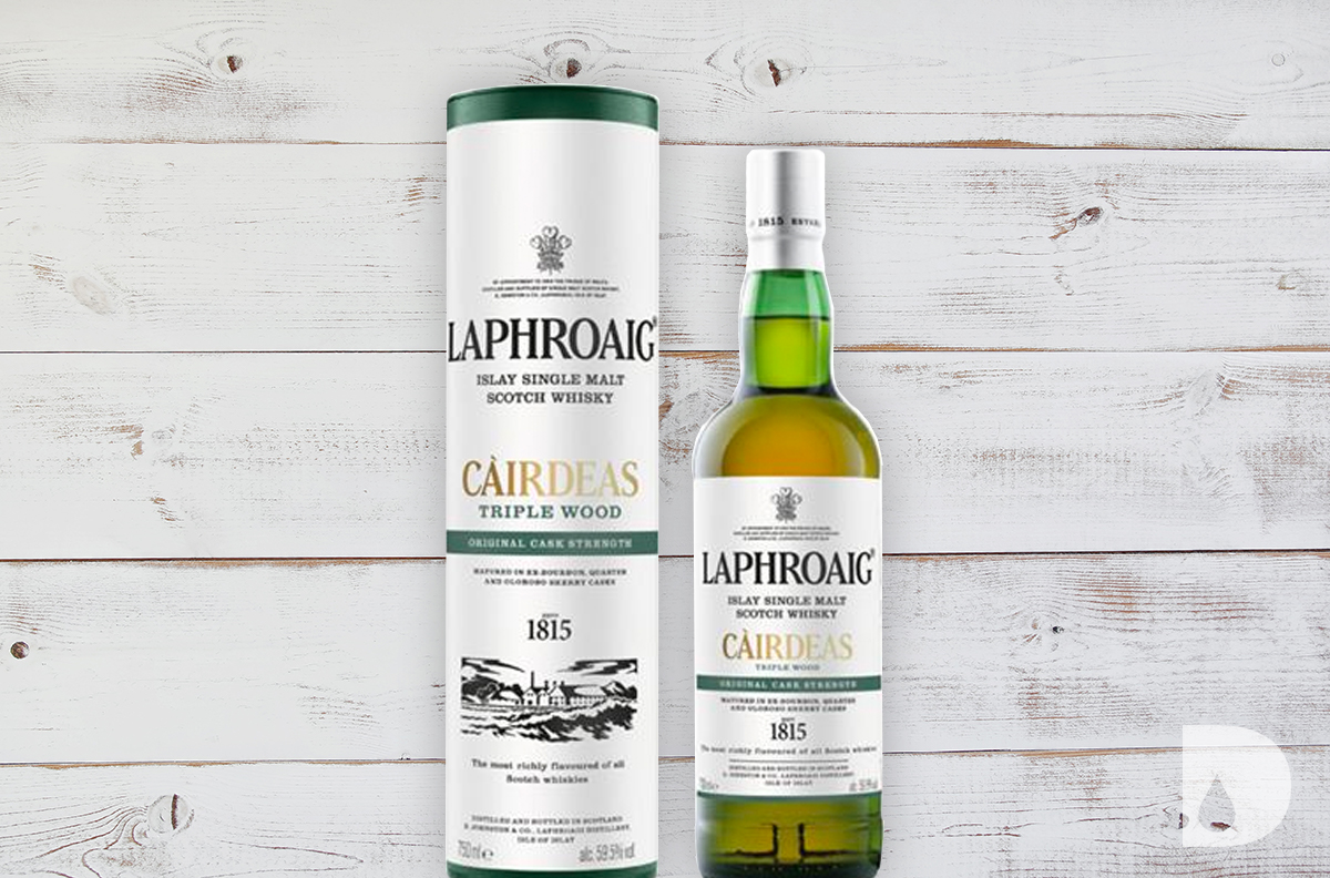 Laphroaig Càirdeas 2019 Triple Wood Cask Strength