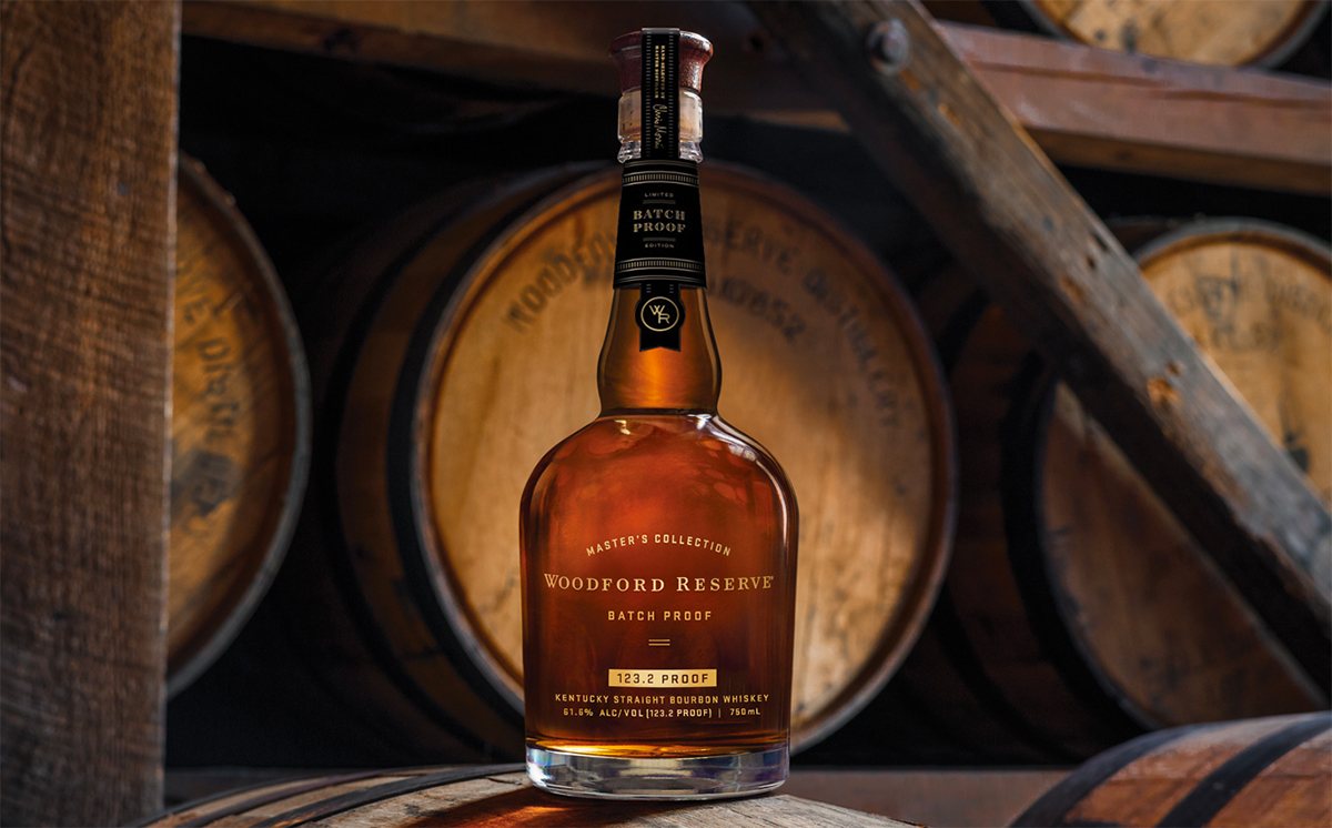 Woodford Reserve Master's Collection Batch Proof 2019