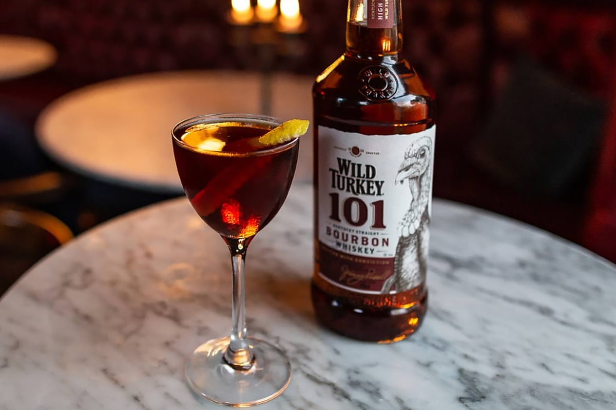 Whiskey and Vermouth Pairings: Reserve 101 Boulevardier