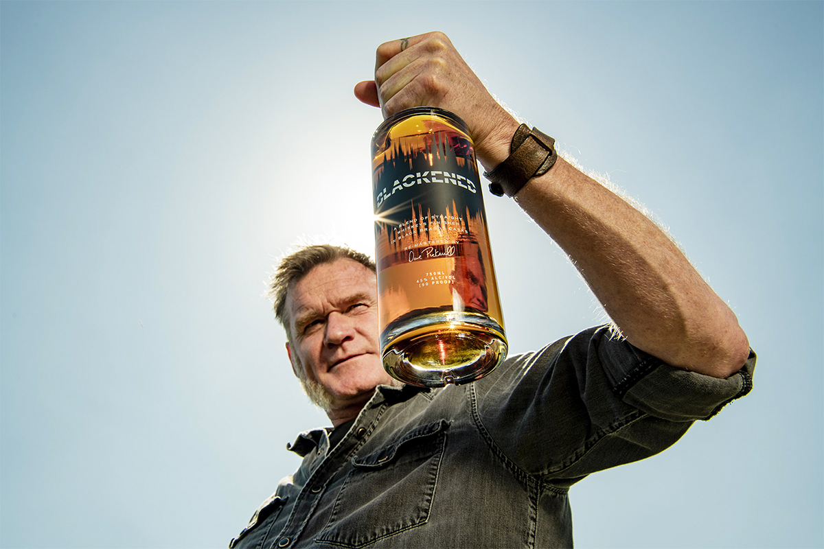 Rob Dietrich becomes Blackened Whiskey's new Master Distiller