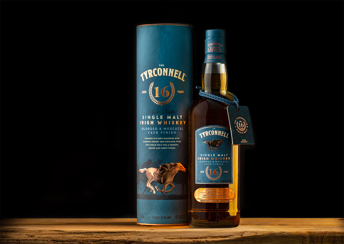 Tyrconnell 16 Year Oloroso & Moscatel Cask Finish