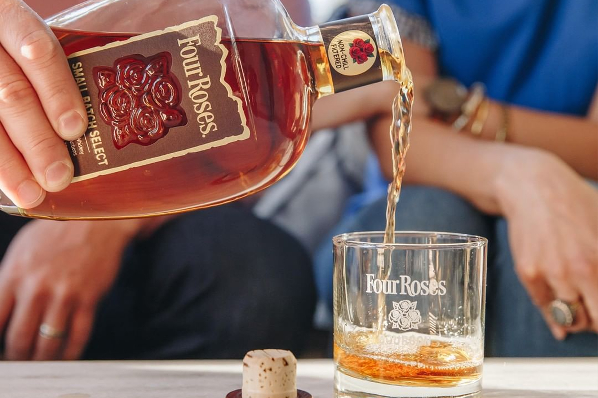 Father's Day Whiskey: Four Roses Small Batch Select