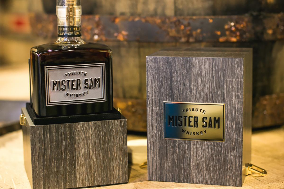 Father's Day Whiskey: Mister Sam Blended Whiskey