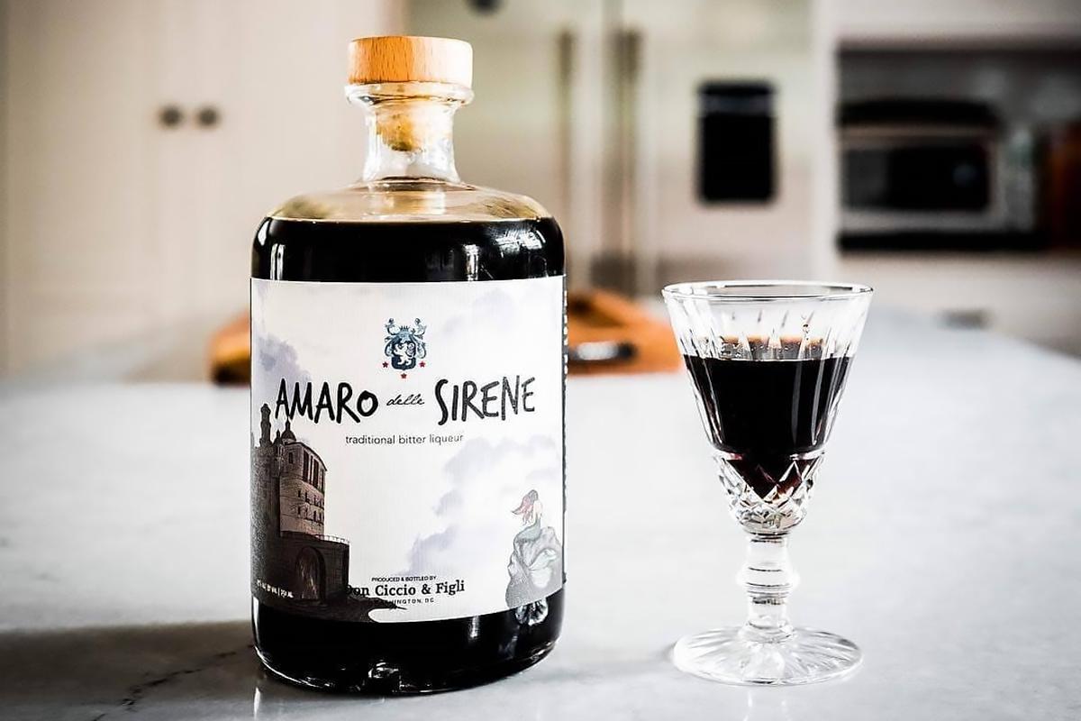 Father's Day Spirits: Don Ciccio & Figli Amaro delle Sirene
