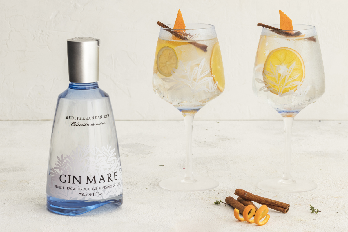 Father's Day Spirits: Gin Mare