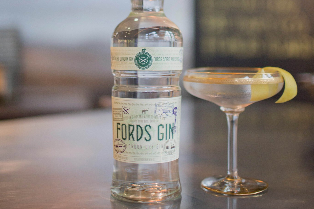 Diageo acquires 86 Co. & Ford's Gin