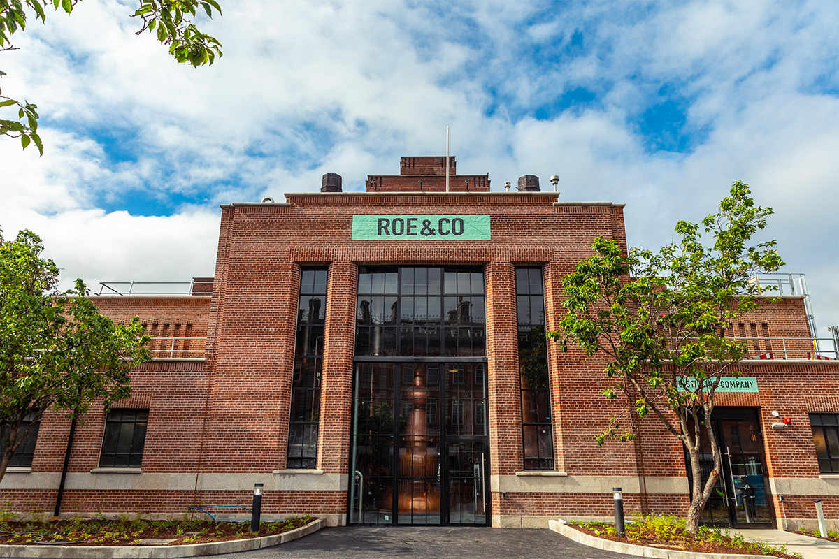 Roe & Co Begins Distilling and Opens Doors To Visitors