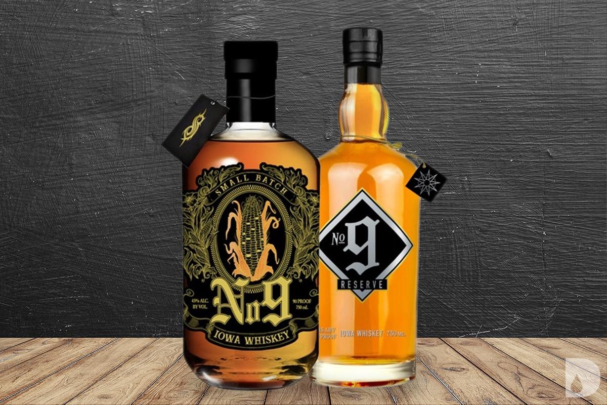 Slipknot's No. 9 Iowa Whiskey