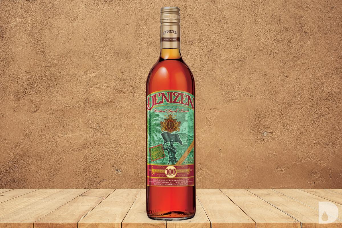 Denizen Vatted Dark Rum
