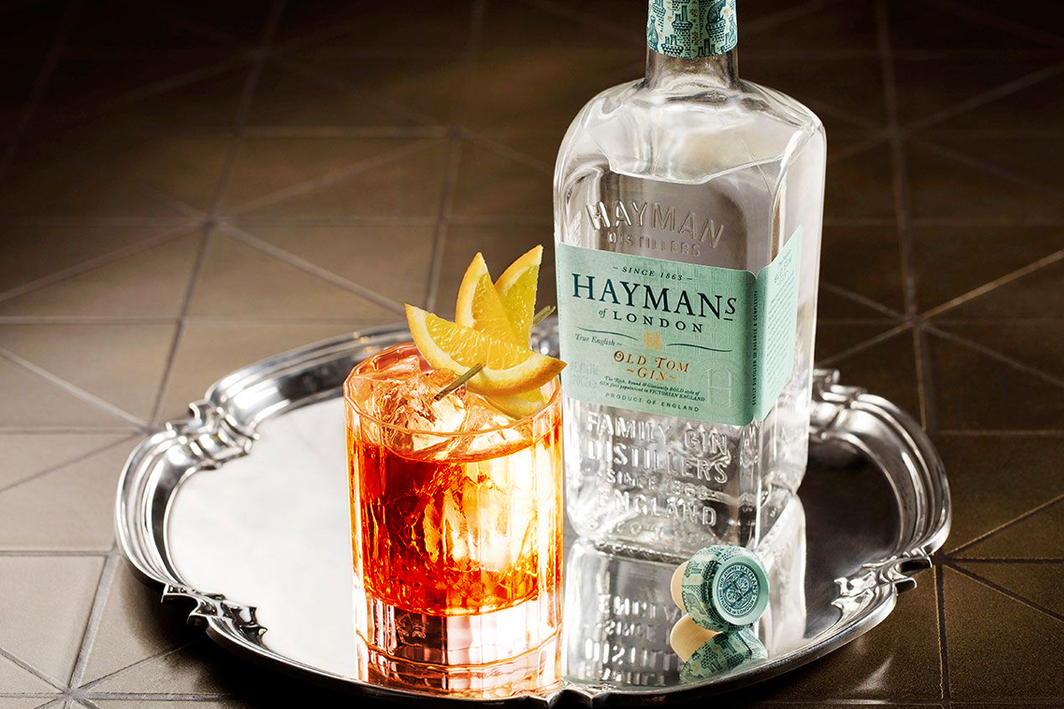 Perfect Negroni: Hayman's Old Tom Gin