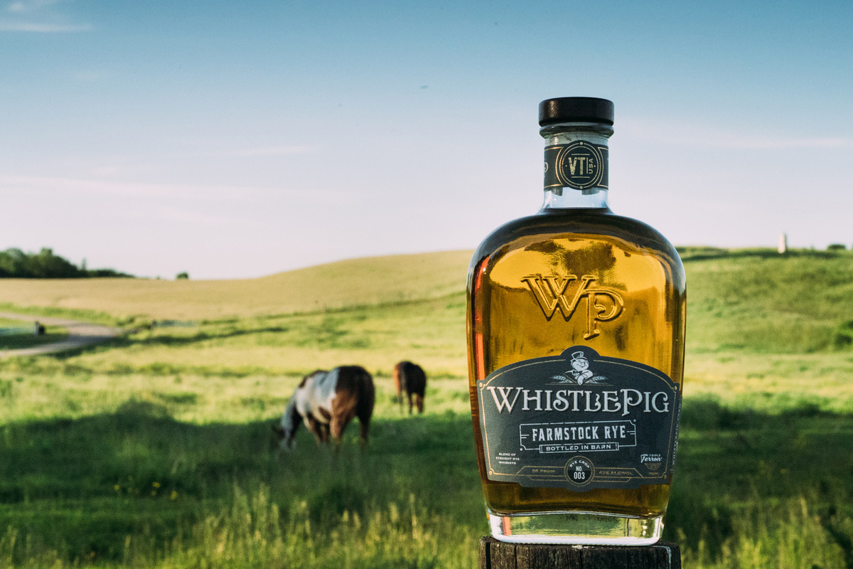 WhistlePig FarmStock Rye Crop No. 003