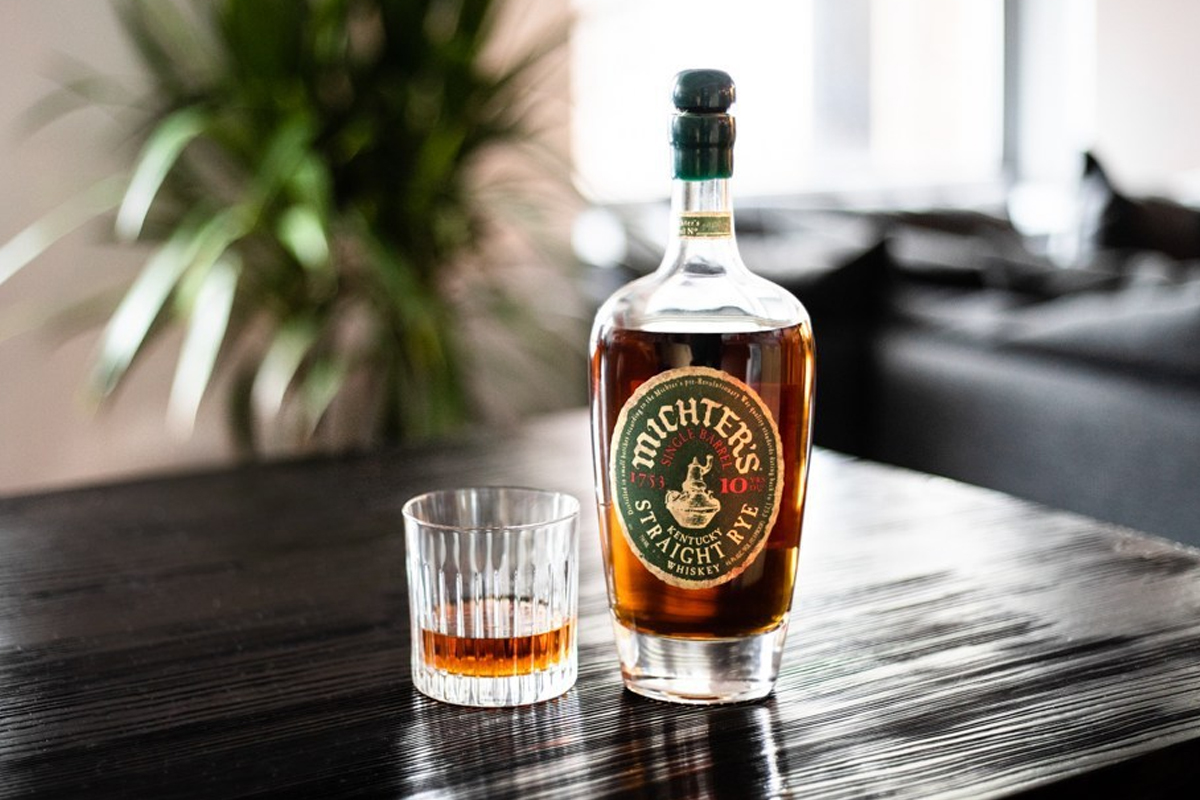 Michter's 10 Year Single Barrel Kentucky Straight Rye