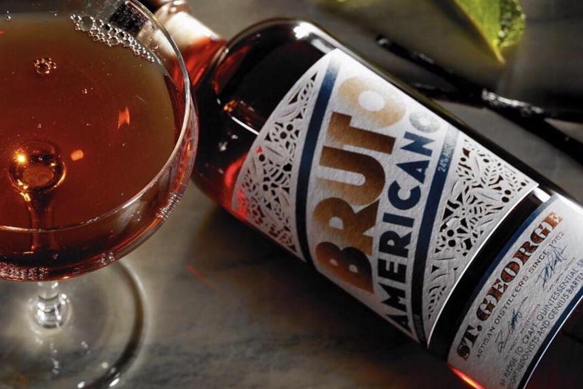 American Liquor: St. George Bruto Americano
