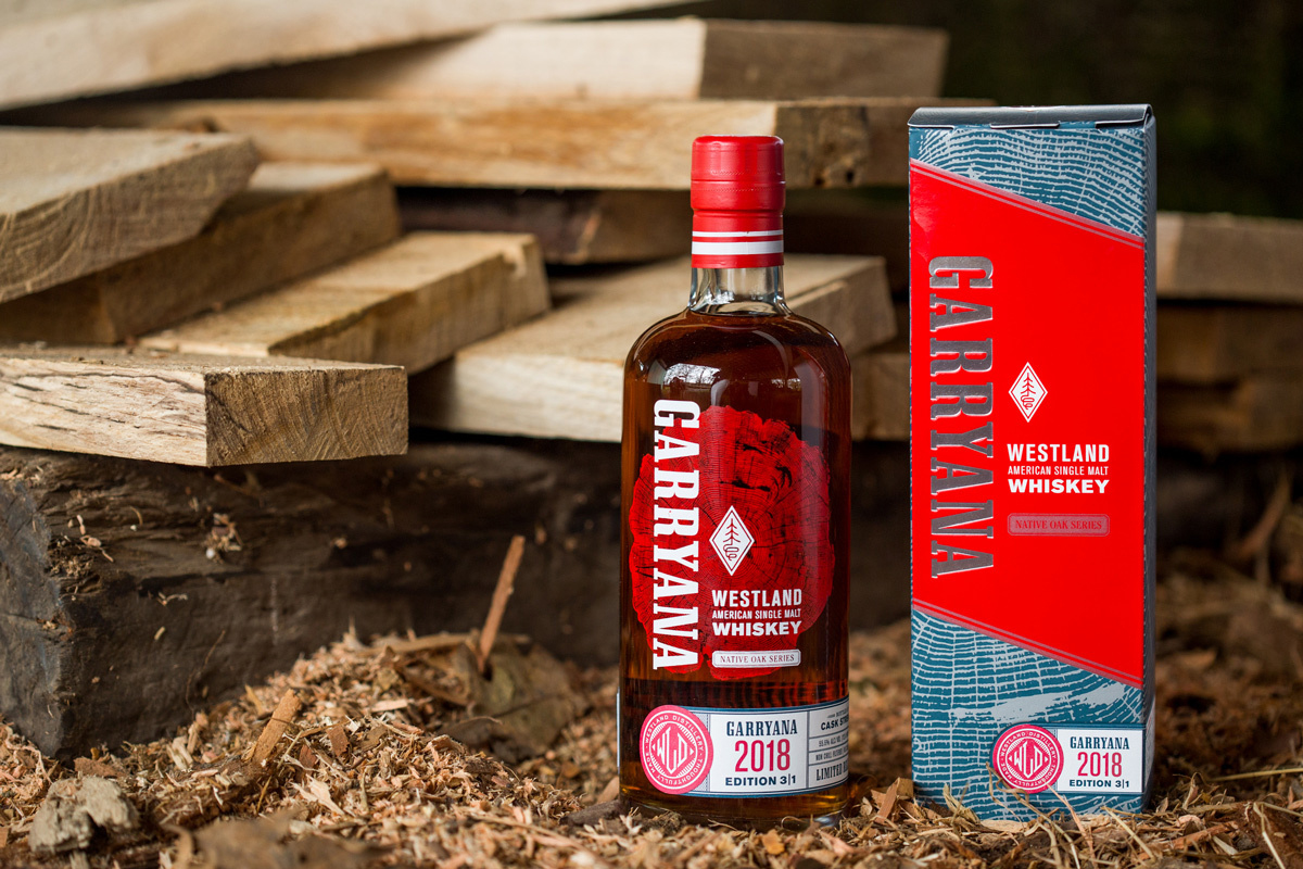 American Liquor: Westland Garryana