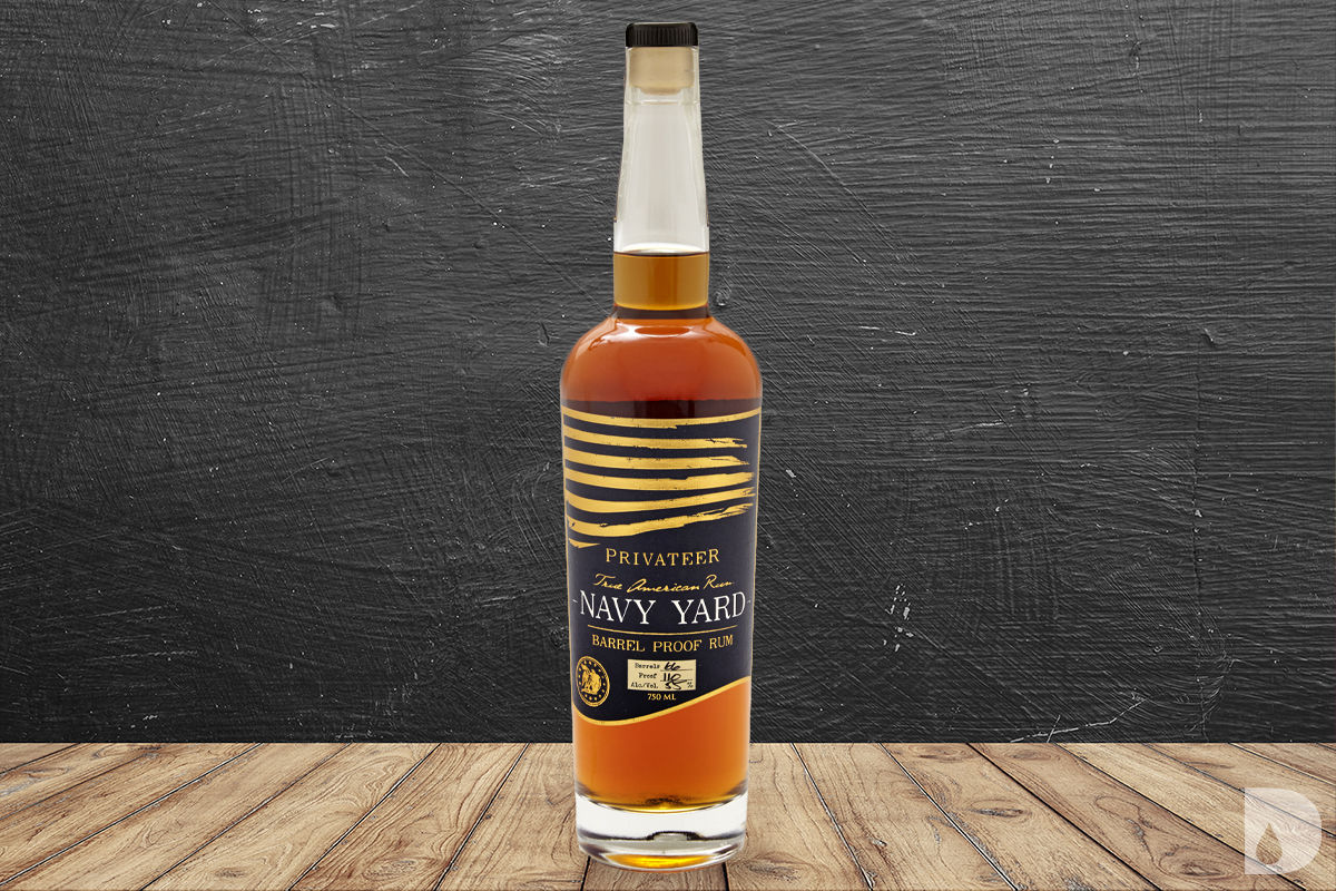 American Liquor: Privateer Navy Yard Rum