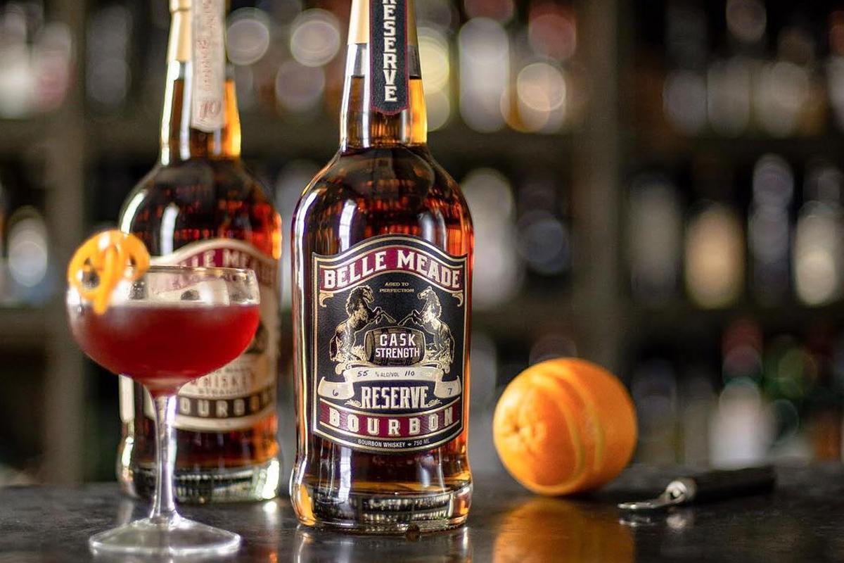 American Liquor: Belle Meade Cask Reserve Bourbon