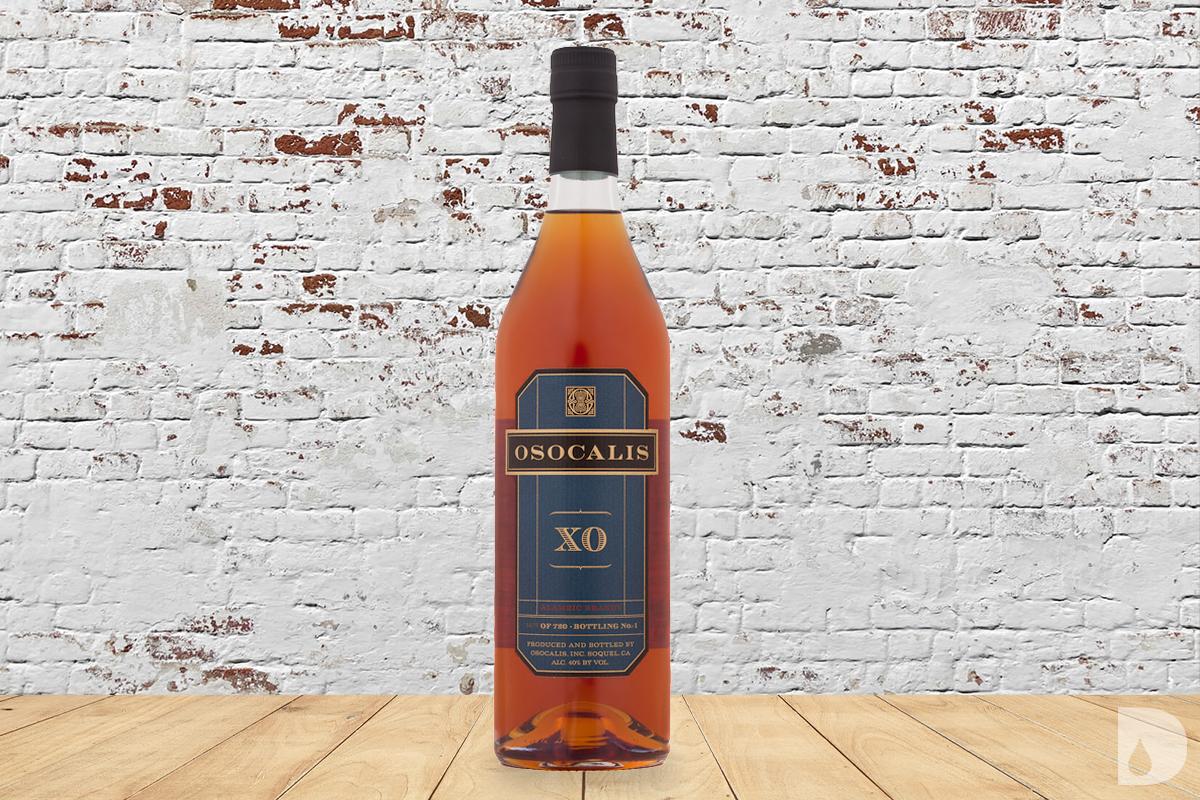 American Liquor: Osocalis XO Brandy