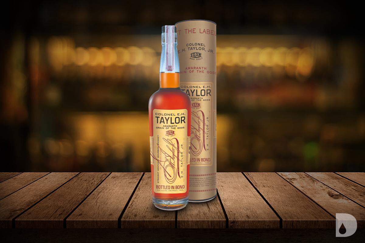 Colonel E.H. Taylor, Jr. Amaranth Bourbon Bottled In Bond