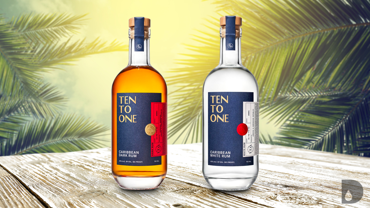 Ten to One Caribbean Rums