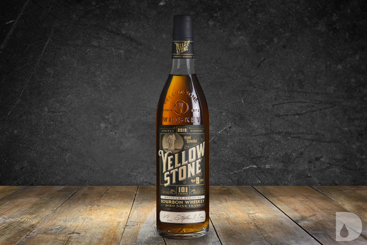 Yellowstone Kentucky Straight Bourbon 9 Year (2019 Limited Edition)