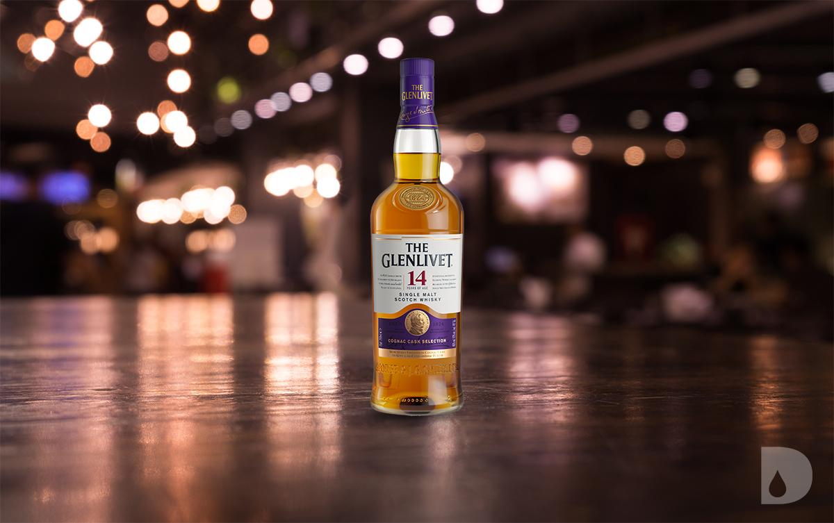 The Glenlivet 14 Year Cognac Cask Selection