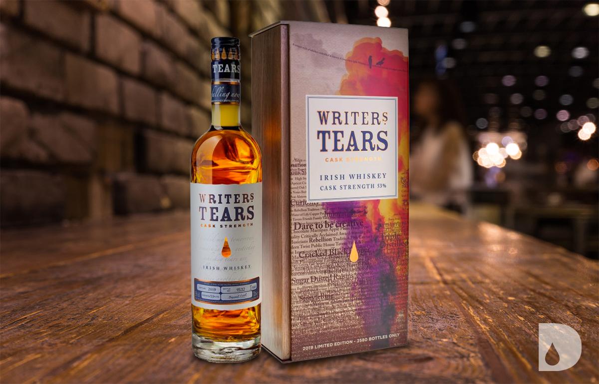 Writers Tears Cask Strength (2019 Release)